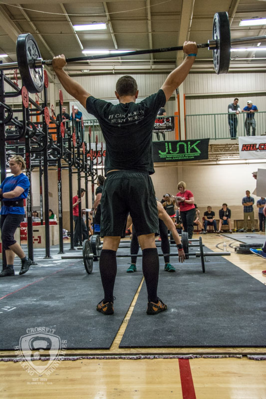 Garage games one crossfit breaking boundaries