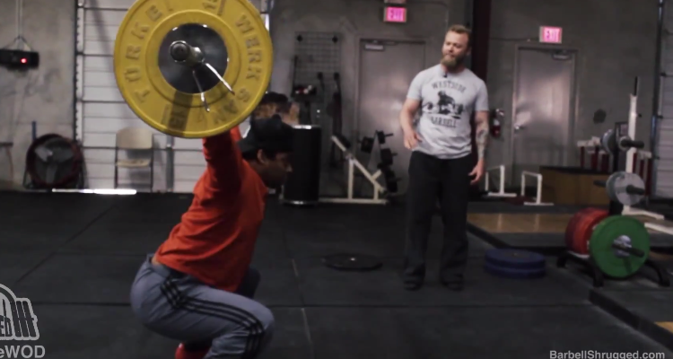 [CrossFit Video] The Snatch Tutorial