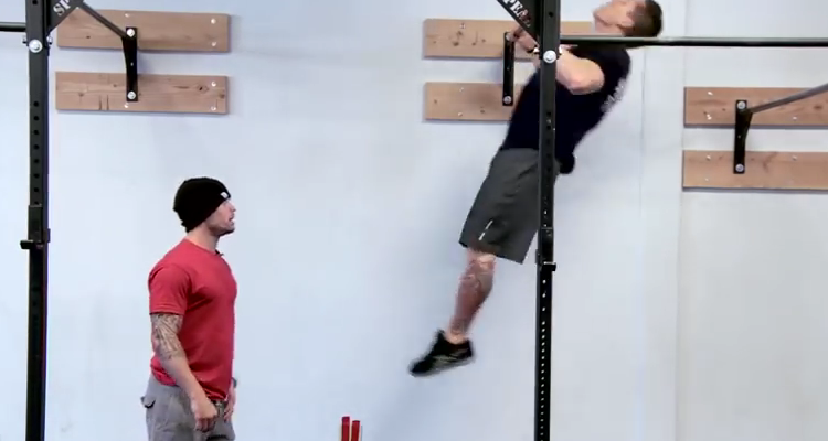 CrossFit Pull Up Tips for Efficiency