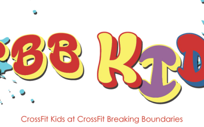 CrossFit Kids Coming to CFBB!!