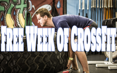 Sharing the Love for CrossFit – First Week is Free When You Join the Team!!