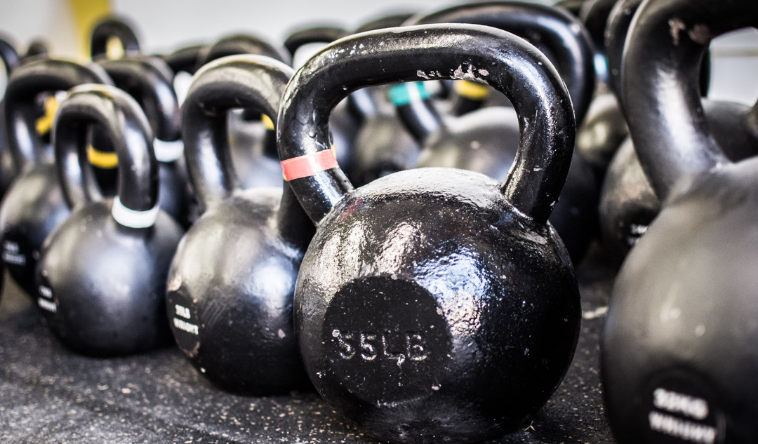 """Kettle Bell Swings. Avoid the """"No Rep"""" with Proper Technique"""