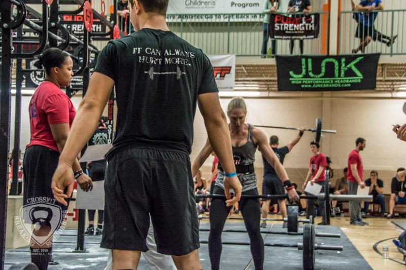 CrossFit Breaking Boundaries Garage Games One 2-16-14-104