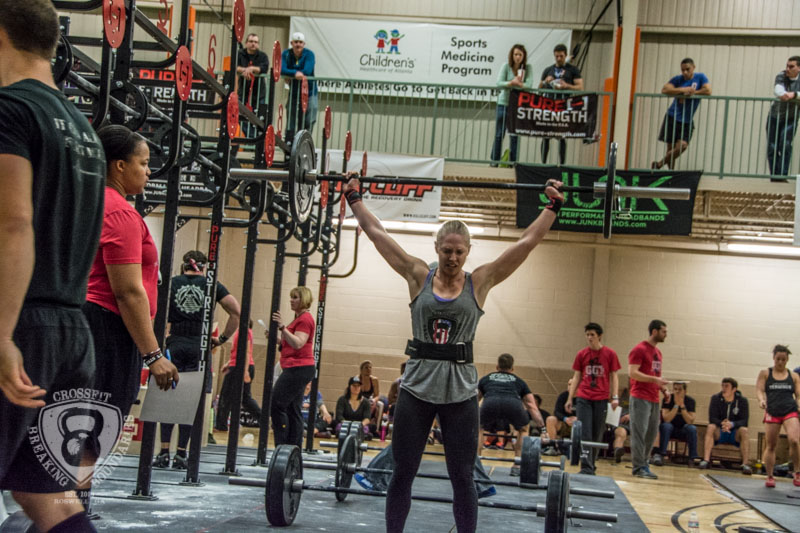 CrossFit Breaking Boundaries Garage Games One 2-16-14-107