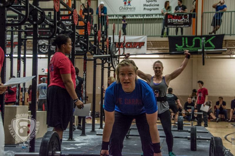 CrossFit Breaking Boundaries Garage Games One 2-16-14-110