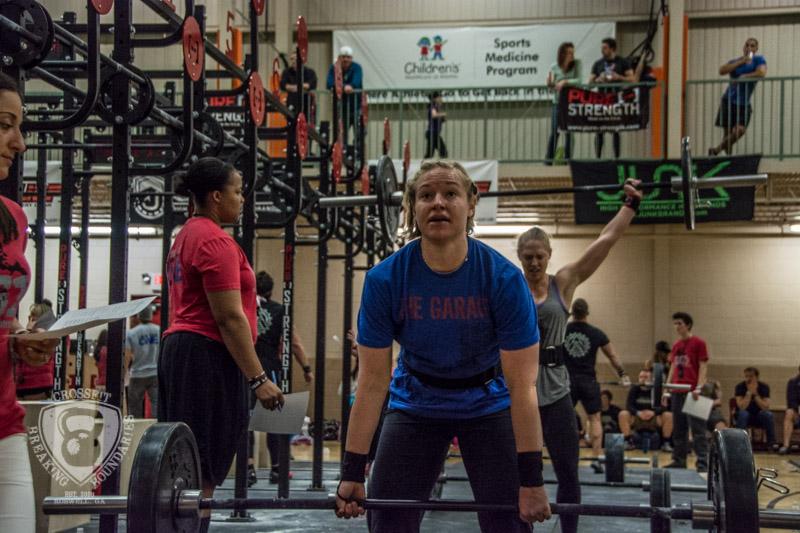 CrossFit Breaking Boundaries Garage Games One 2-16-14-111