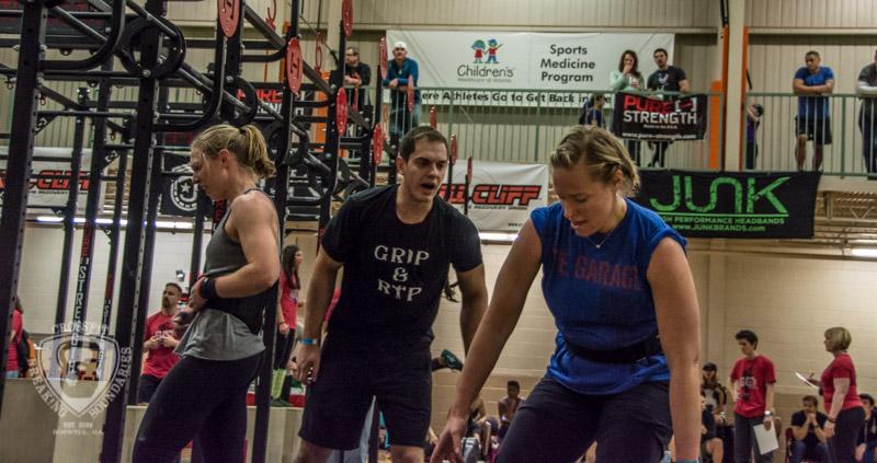 CrossFit Breaking Boundaries Garage Games One 2-16-14-138