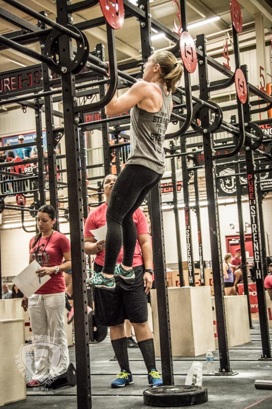 CrossFit Breaking Boundaries Garage Games One 2-16-14-151