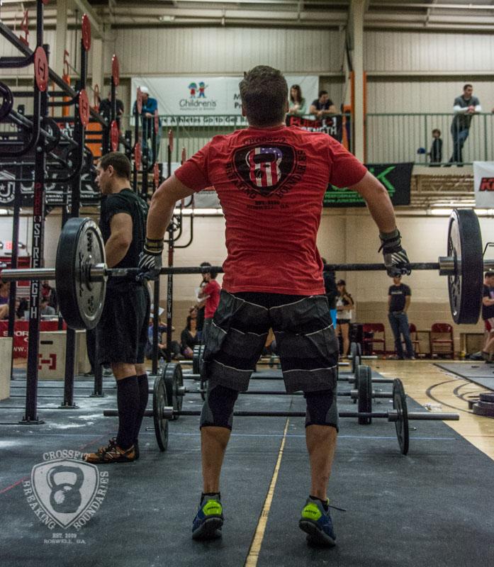 CrossFit Breaking Boundaries Garage Games One 2-16-14-171