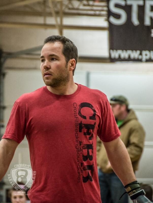 CrossFit Breaking Boundaries Garage Games One 2-16-14-21