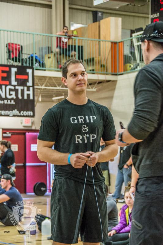 CrossFit Breaking Boundaries Garage Games One 2-16-14-23