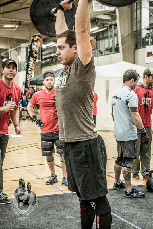 CrossFit Breaking Boundaries Garage Games One 2-16-14-243