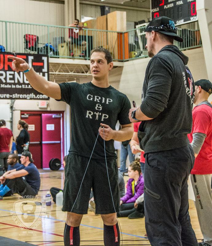 CrossFit Breaking Boundaries Garage Games One 2-16-14-26