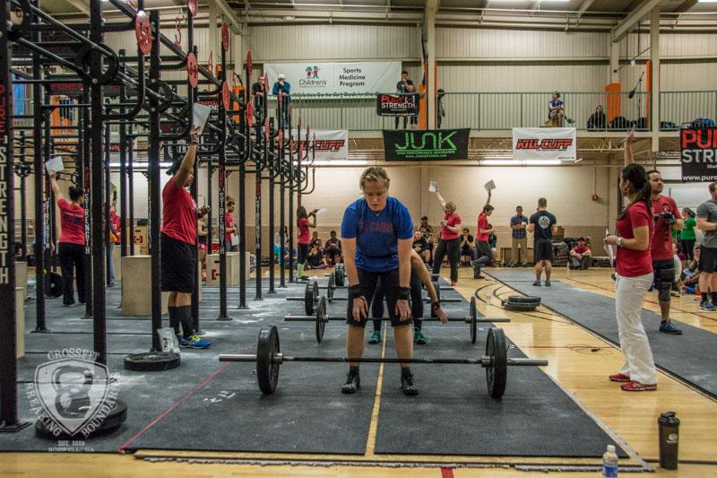 CrossFit Breaking Boundaries Garage Games One 2-16-14-34