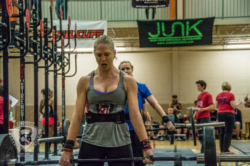 CrossFit Breaking Boundaries Garage Games One 2-16-14-42