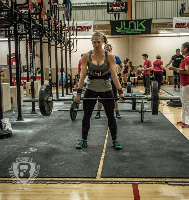 CrossFit Breaking Boundaries Garage Games One 2-16-14-48