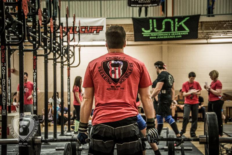 CrossFit Breaking Boundaries Garage Games One 2-16-14-54