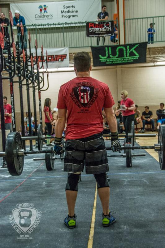 CrossFit Breaking Boundaries Garage Games One 2-16-14-57