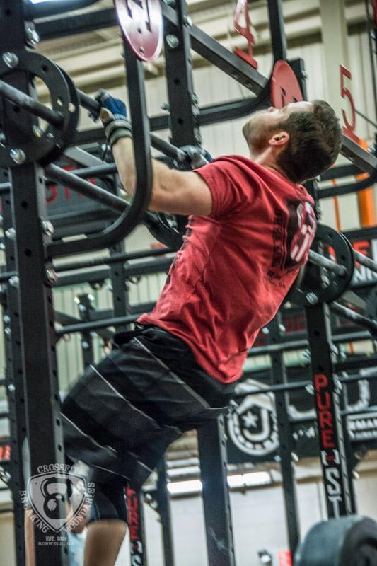 CrossFit Breaking Boundaries Garage Games One 2-16-14-66