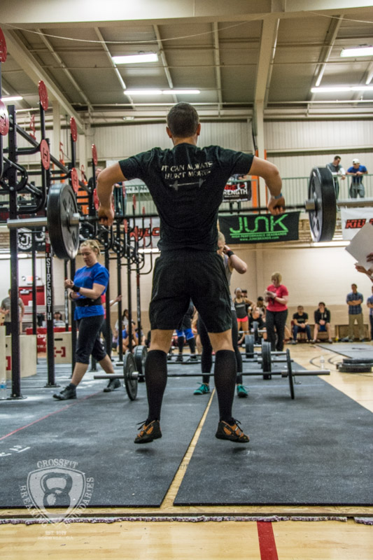 CrossFit Breaking Boundaries Garage Games One 2-16-14-70
