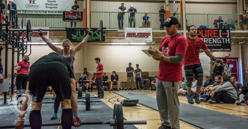 CrossFit Breaking Boundaries Garage Games One 2-16-14-84