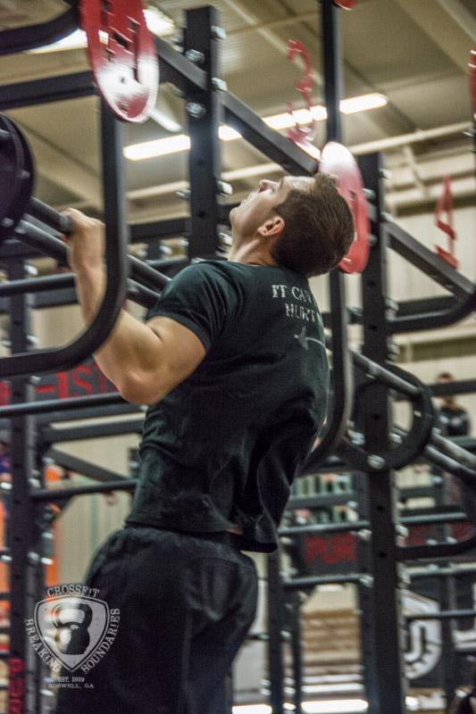 CrossFit Breaking Boundaries Garage Games One 2-16-14-89