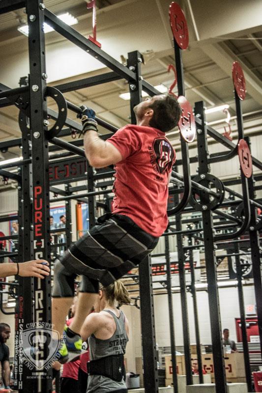 CrossFit Breaking Boundaries Garage Games One 2-16-14-98